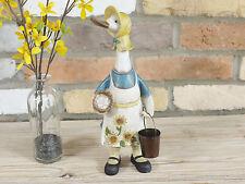 New Jemima Puddle Duck Vintage Garden Statue Sculpture Decorative Ornament