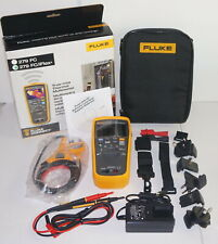 Fluke 279 Fc Iflex True-Rms Wireless Thermal Imager Multimeter Auto Range New!