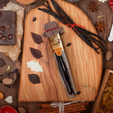 5 Mexican Vanilla Beans from Villa Vainilla. Best Seller at Duty Free!