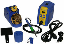Hakko FX951-66 (FX-951) Digital Solder Station Incl Stand FH200-01 & Tip T15-J02