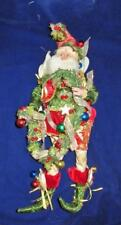"Mark Roberts, Magic of Christmas, Deck the Halls Fairy, 21"" Large w/COA & L Ed."