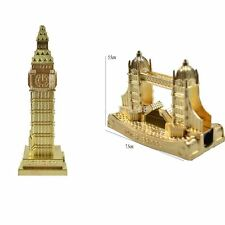LONDON WESTMINISTER BIG BEN TOWER & TOWER BRIDGE PENCIL SHARPENERS SOUVENIR GIFT