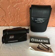 Simmons LaserMag 800 RangeFinder