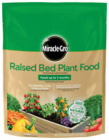 Miracle-Gro Raised Bed Plant Food, 2 Lb