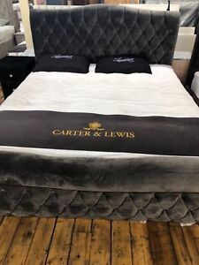 Superking Eclipse waterbed in various colours,fabrics