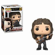 John Deacon Queen Rock Band POP! Rocks #95 Vinyl Figur Funko