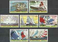 Timbres Bateaux Sports JO Guinée équatoriale 84/PA69 ** lot 8499