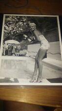 Jayne Mansfield vintage photo original silver gelatin very rare 1/1