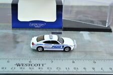 Ricko Dodge Charger Highway Patrol Police 1:87 HO Scale