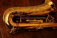 Selmer Super Balanced Action Alto Sax- Original Time Capsule Treasure!!!
