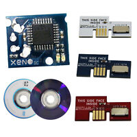 XENO Chip +SD2SP2 SD Card Adapter +Mini Disc DVD for NGC Game Upgrade Kit