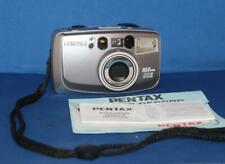 Pentax Iqzoom 95S Date 35mm Point & Shoot Film Camera