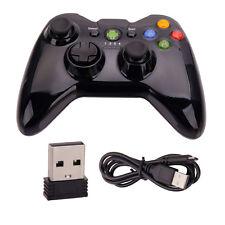2.4GHz Wireless Gamepad Game Controller Sensitive Joystick Joypad for Laptops PC