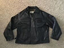 Wilsons Leather M Julian Thinsulate Ultra Lined Leather Jacket Men's Large 3357