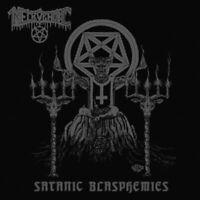 NECROPHOBIC - SATANIC BLASPHEMIES  CD NEU