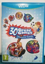 Family Party 30 Great Games Obstacle Arcade Nintendo Wii U Fast Post Christmas