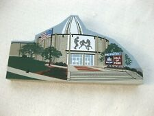 Nfl Football Hall of Fame~Canton Oh~Cat's Meow~2001
