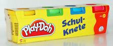 Play-Doh Schulknete Knete für die Schule in 4 Farben