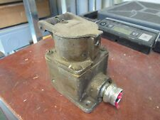 Ralco Receptacle w/ Base 600V 30A 4W 3P Used