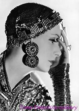 "Actress Greta Garbo in ""Mata Hari"" (6) 1931 - Celebrity Photo Print"