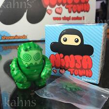 kidrobot Ninja Town Wee Vinyl Series 1 - Deep Forest Ninja  - New - shawnimals