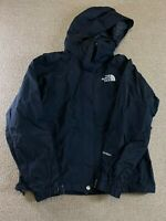 The North Face Black HyVent Jacket Womens S Weatherproof Coat Windbreaker F07