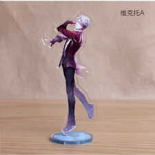 Hot YURI ON ICE Victor Nikiforov Decoration Cute Standing Plates Pendant Gift #A