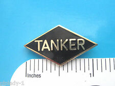 TANKER - hat pin ,  lapel pin , tie tac , hatpin GIFT BOXED