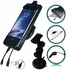 Smoothtalker Cradle Carkit Suction Mount iPhone 8,7, 6 ,6S FME Antenna