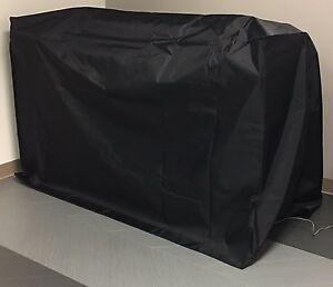 HP DesignJet 500 42-in Printer Black Anti-Static Cover 67''W x 19''D x 43''H