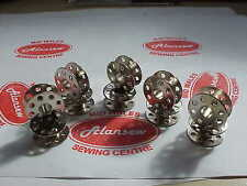 12 Singer 95 96 241 366 491 591 Bobbins Also Fit Most Industrial Sewing Machines