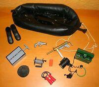Action Team Spionage Abwehr Schlauchboot Set Outfit Ausrüstung Schildkröt (2)