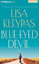 Blue-Eyed Devil : A Novel by Lisa Kleypas (2015, CD, Unabridged)