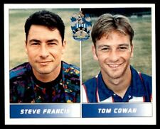 Panini Football League 95 - Huddersfield Town Steve Francis - Tom Cowan No. 453