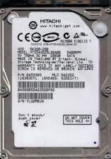 Hitachi HTS543225L9SA00 P/N: 0A59305 MLC: DA2352 250GB