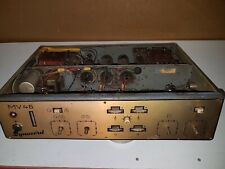 DYNACORD EMINENT MV 46 TUBE AMP - made in GERMANY