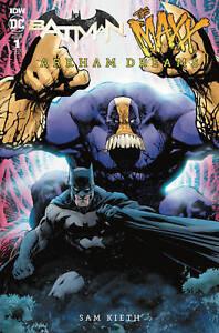 Batman The Maxx:  Arkham Dreams #1 Jim Lee 1:25 VARIANT NM