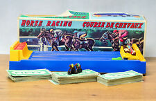 FLABBERGASTED!! Antique Hong Kong Horse Racing Game by Shinsei Battery Operated