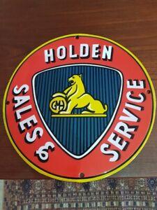 Holden New Quality Porcelain Enamel Sign