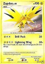 ZAPDOS Reverse Holo Rare Pokemon NM Card Supreme Victors 48/147
