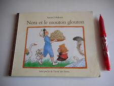 NORA ET LE MOUTON GLOUTON - SATOMI ICHIKAWA - 1994