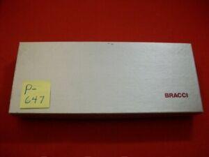 """VINTAGE 1960's-70's COLLECTIBLE TUXEDO """"BRACCI"""" CUMMBERBUND & BOWTIE EXC. COND."""