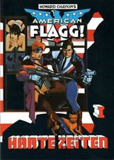 AMERICAN FLAGG Bd. 1+2, SC, Hethke Verlag 1988