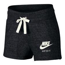 Nike W NSW Gym Vntg Pantaloncini nessun Genere Nero S (p9k)
