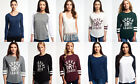 New Womens Superdry Tops Selection - Various Styles and Colours