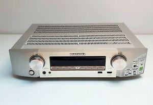Marantz NR1604 7.1A/V Receiver  Internet Radio USB.4k HDMI OSD Tuner in Silber