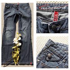 54d0c56d5f34 W.NEU ESPRIT Edc Jeans Denim Short W30 L 30 40 42 3M32 blau Damenjeans