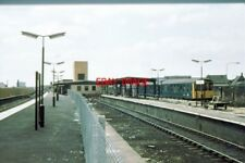 PHOTO  1980 ROCHDALE RAILWAY STATION 1980 ROCHDALE RAILWAY STATION'S PLATFORMS S