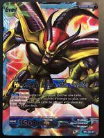 Carte Dragon Ball Super HIRUDEGARN, LA PERFECTION EVEILLEE BT4-024 R DBZ FR NEUF