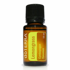 doTERRA Lemongrass Pure Essential Oil 15ml Cooking Purify Aches Health Digest